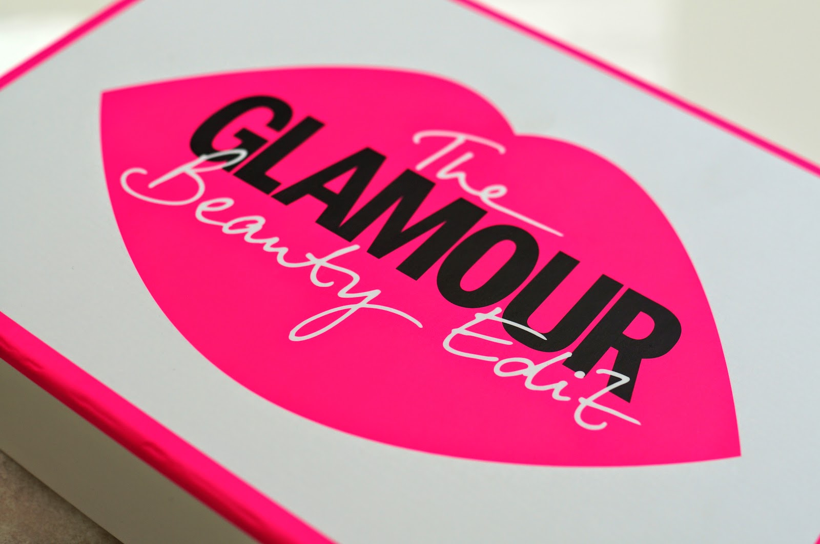 the glamour beauty edit