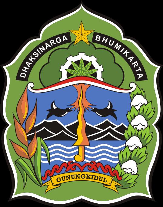 Logo Kabupaten Gunungkidul - Kumpulan Logo Lambang Indonesia