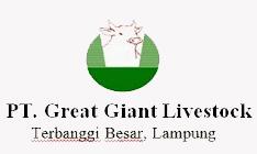 Lowongan Kerja PT. Great Giant Livestock (GGL)