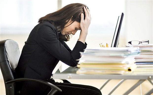 cara mengatsi stress di tempat kerja paling ampuh