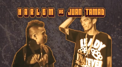 Harlem vs Juan Tamad, Schizophrenia