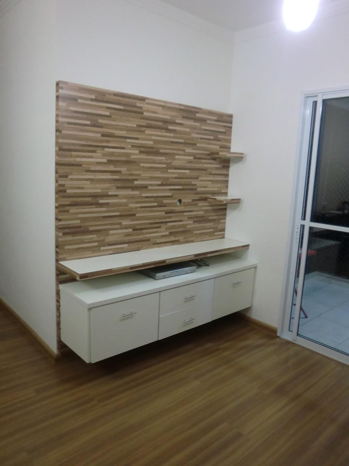 Casa e Reforma Visita Apartamento novo dos nossos amigos Casa e  #5C4B2D 1200 1600