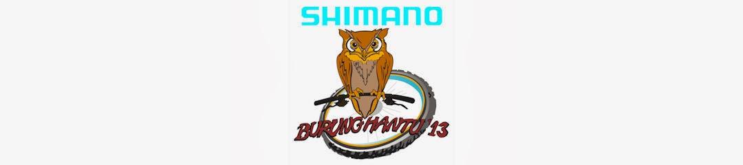 SHIMANO BURUNG HANTU 2013