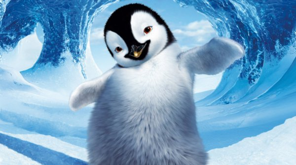 Ramon Happy Feet