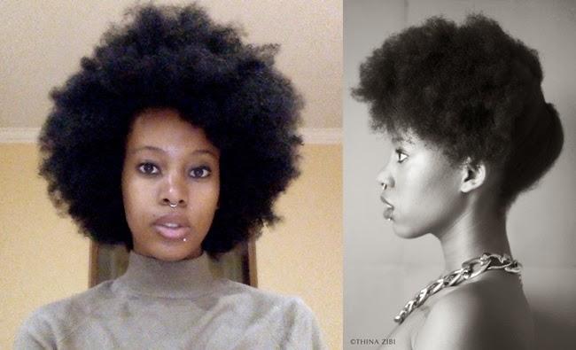 nova masango hair, nova masango natural hair, nova masango hairstyle