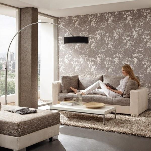 Conseils d co et relooking f vrier 2015 for Papier peint 4 murs pour salon