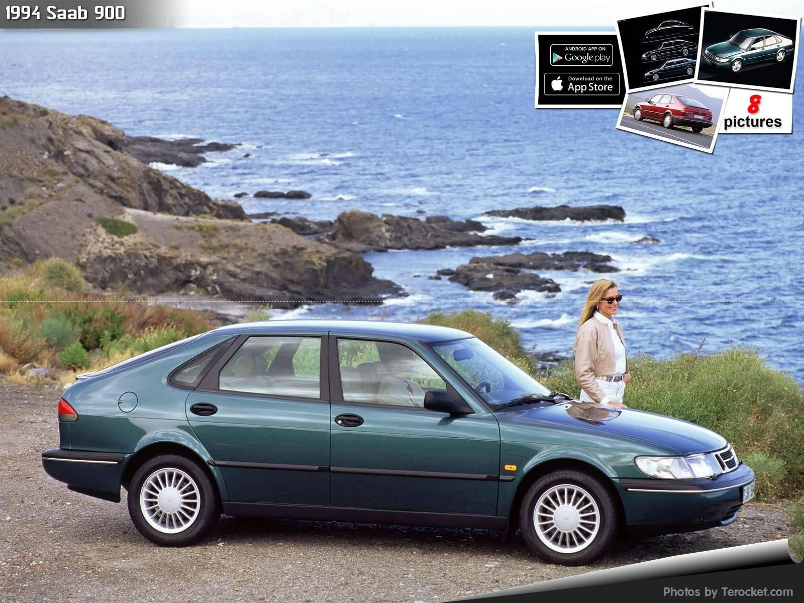 Hình ảnh xe ô tô Saab 900 1994 & nội ngoại thất