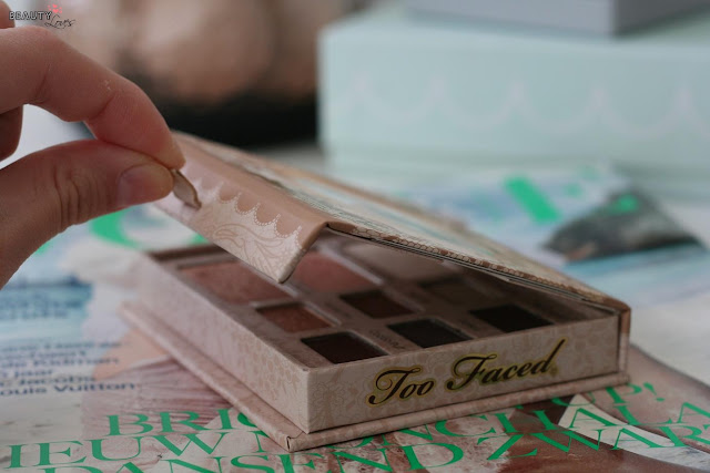 Too Faced Natural Eye Palette