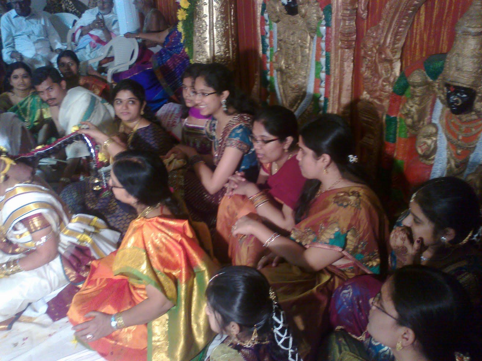 Maa menalludu kurmeti krishna kanth with harinibala vivaham @ swetha