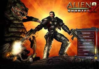 Alien Shooter 2 Full Version Games For PC