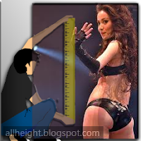 What is Cristine Reyes' height?