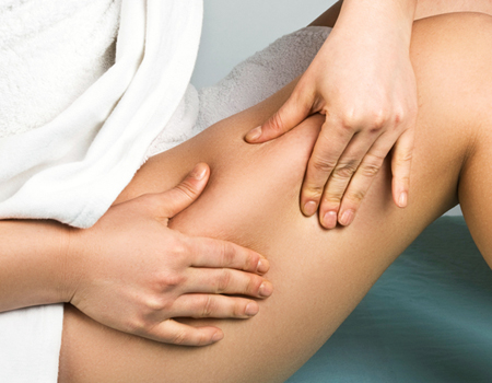 Как се прави антицелулитен масаж