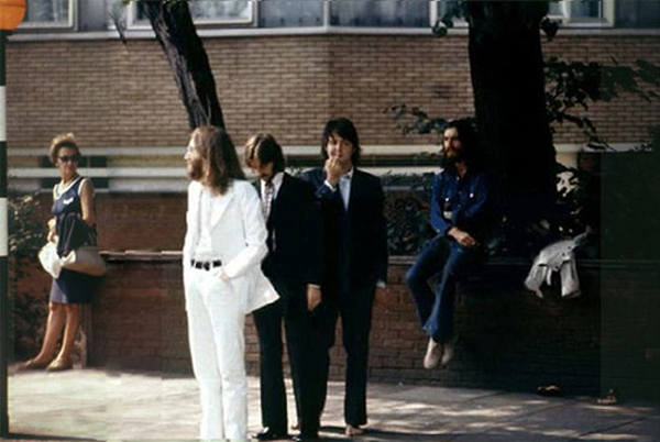Shooting Film Behind The Scenes Of The Iconic Abbey Road