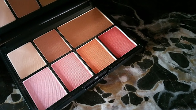 NARS Steven Klein One Shocking Moment Cheek Studio Palette, regali beauty make up per lei natale 2015