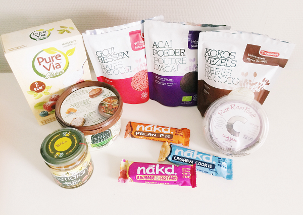 What's In My Healthy Cupboard?