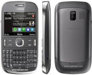 Spesifikasi Dan Harga HP Nokia Asha 302