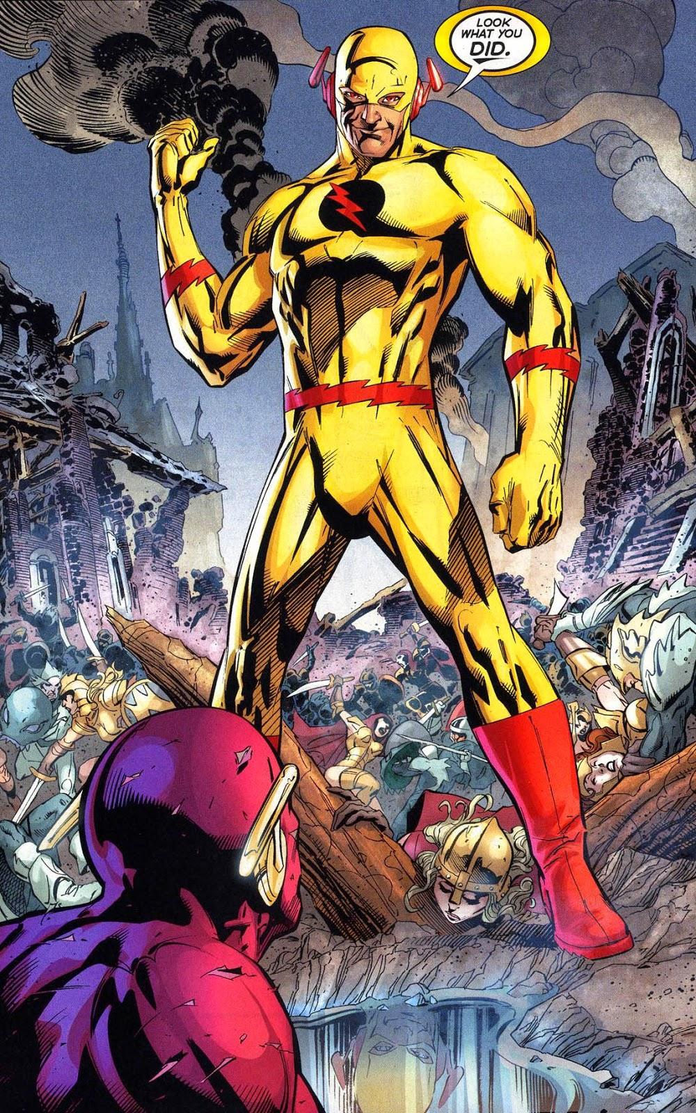 The Flash - O Maior Mistério da série!