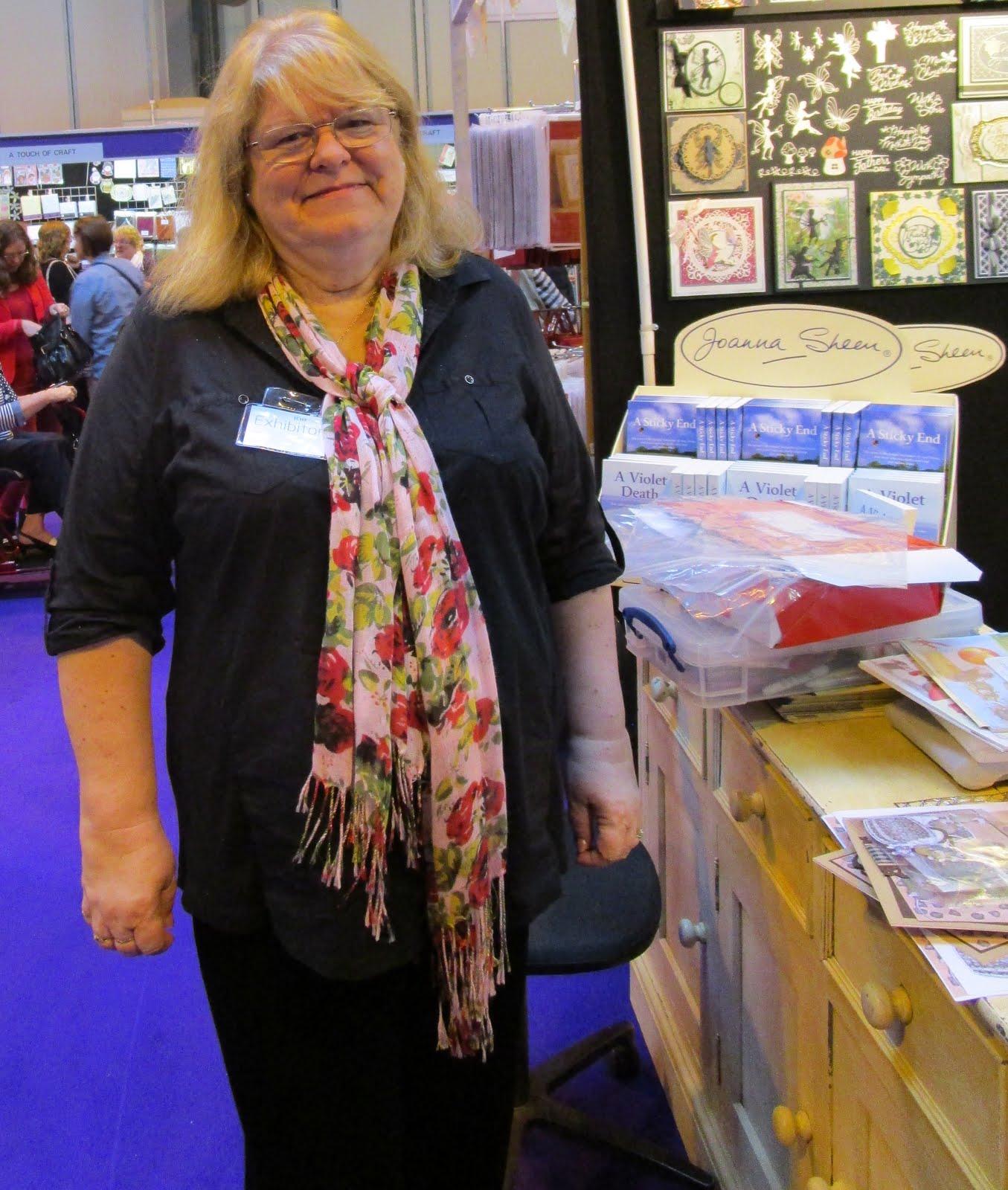 Joanne NEC Christmas 2014