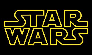 Star Wars title card logo