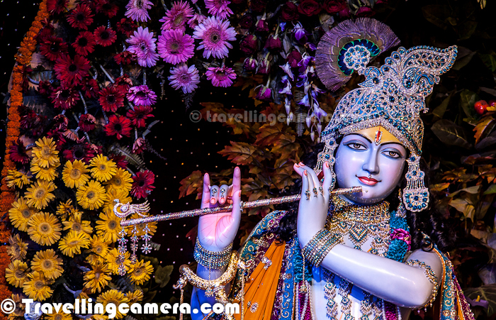 Famous Prem Mandir Janmashtami Wallpapers for free download