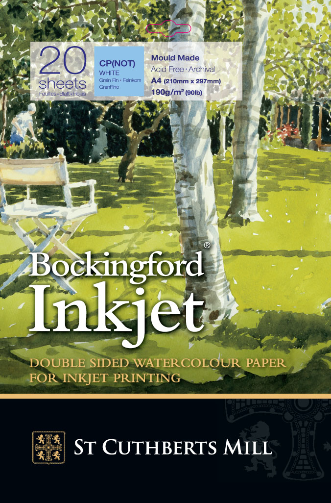 Bockingford Inkjet