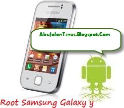 Cara Mudah Root Samsung Galaxy Y S5360