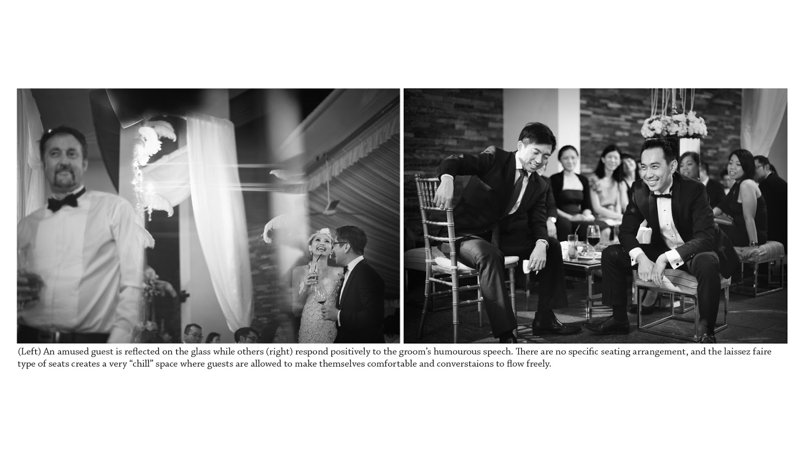 wedding photography singapore capella speech