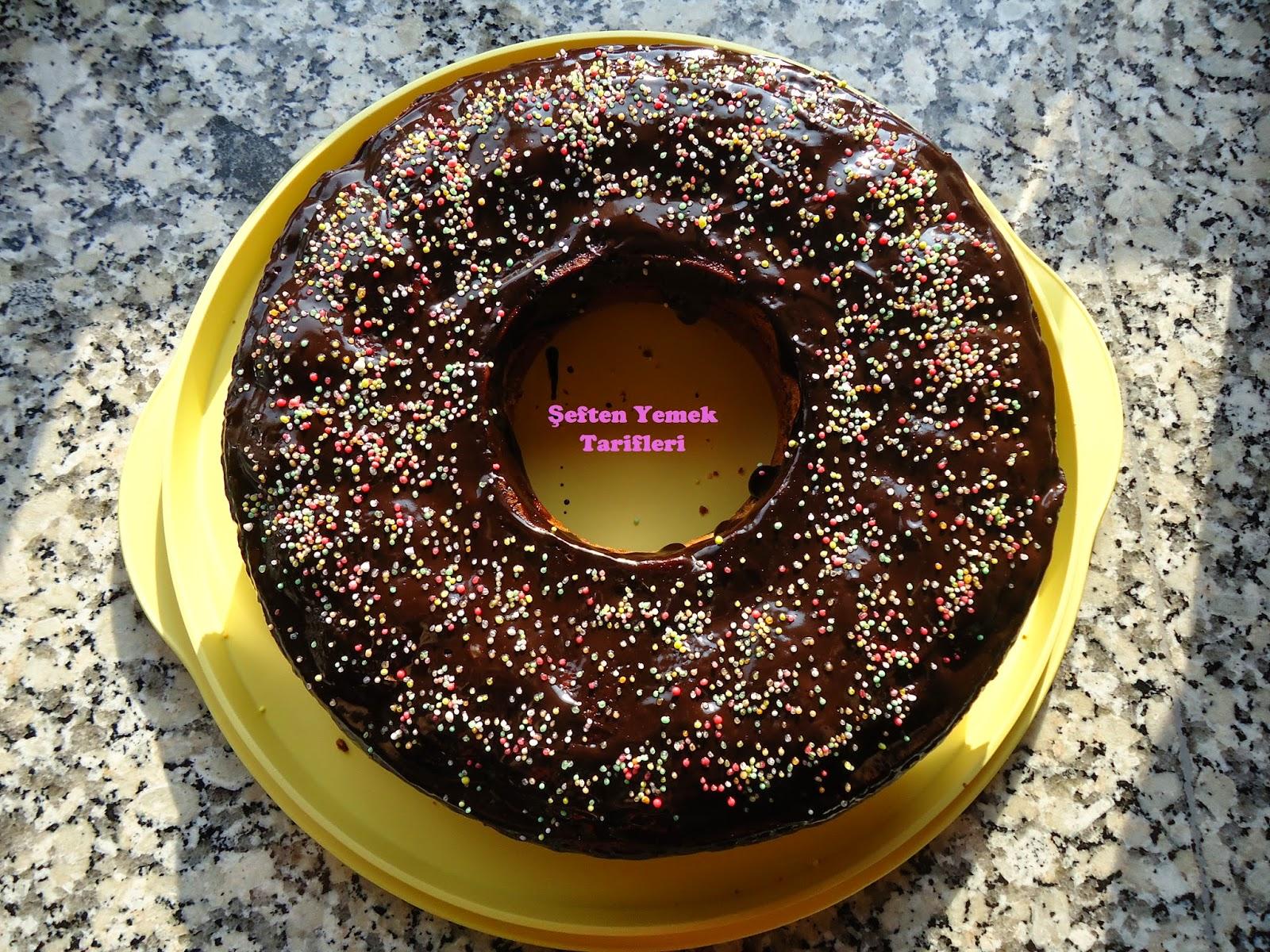 çikolatalı kek tarifi nasılyapılır