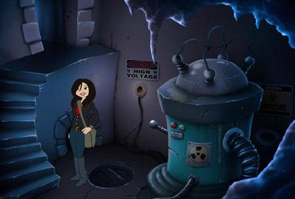 Katja's Escape 2: The Mad Scientist's Lab