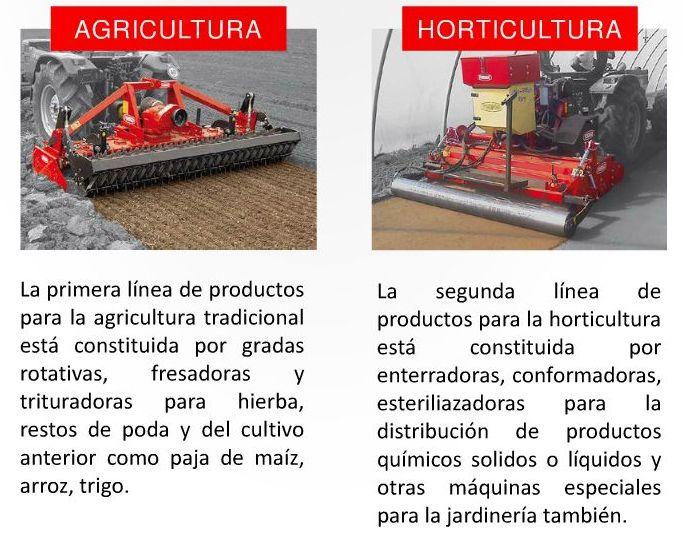 Catálogo de Maquinaria FORIGO