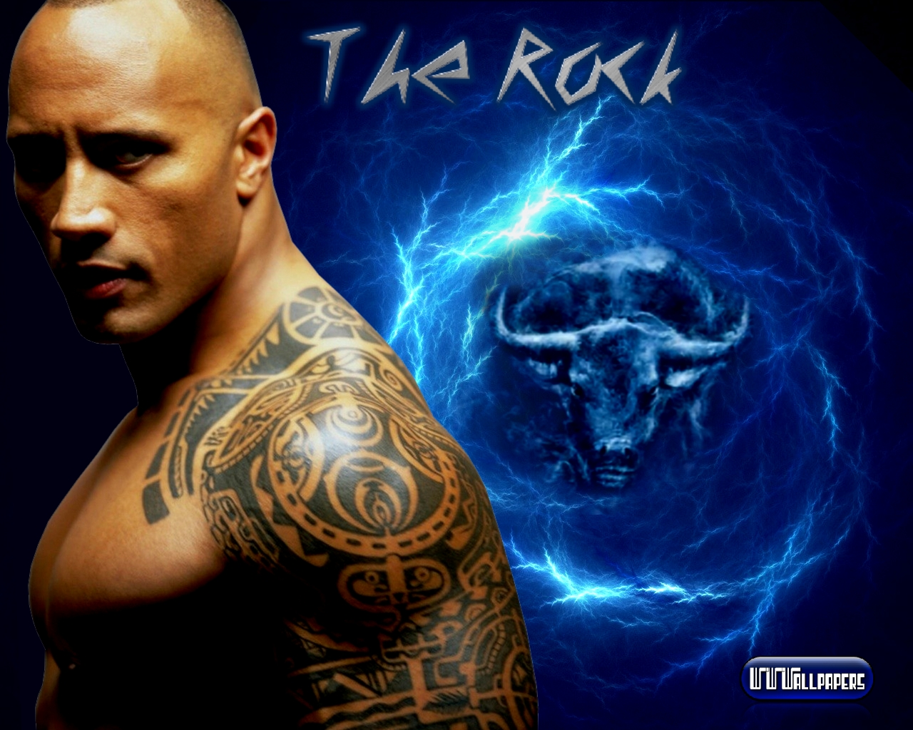the rock quote wallpaper - photo #22