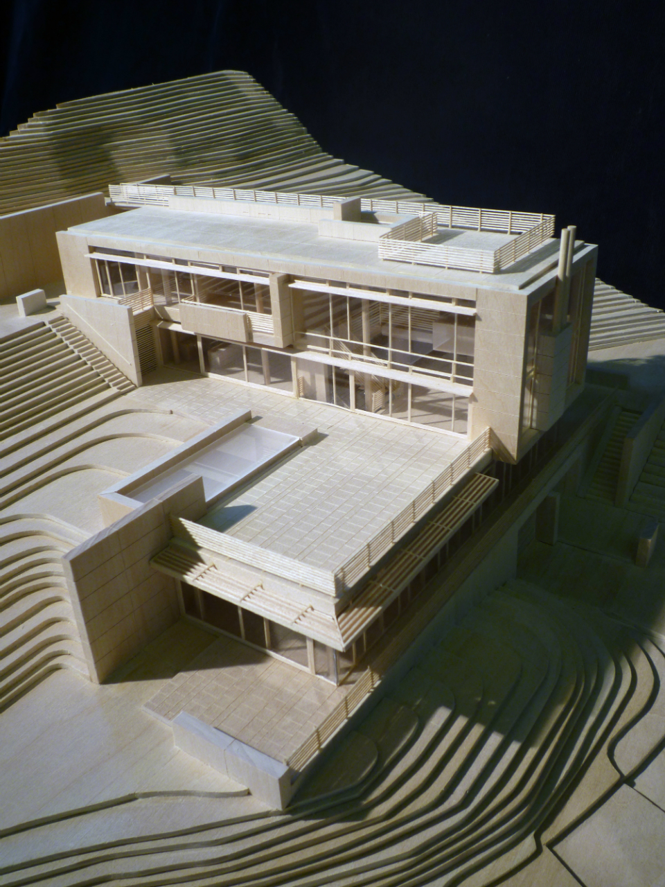 Architecture as Aesthetics: Villa Gardone / Richard Meier ...