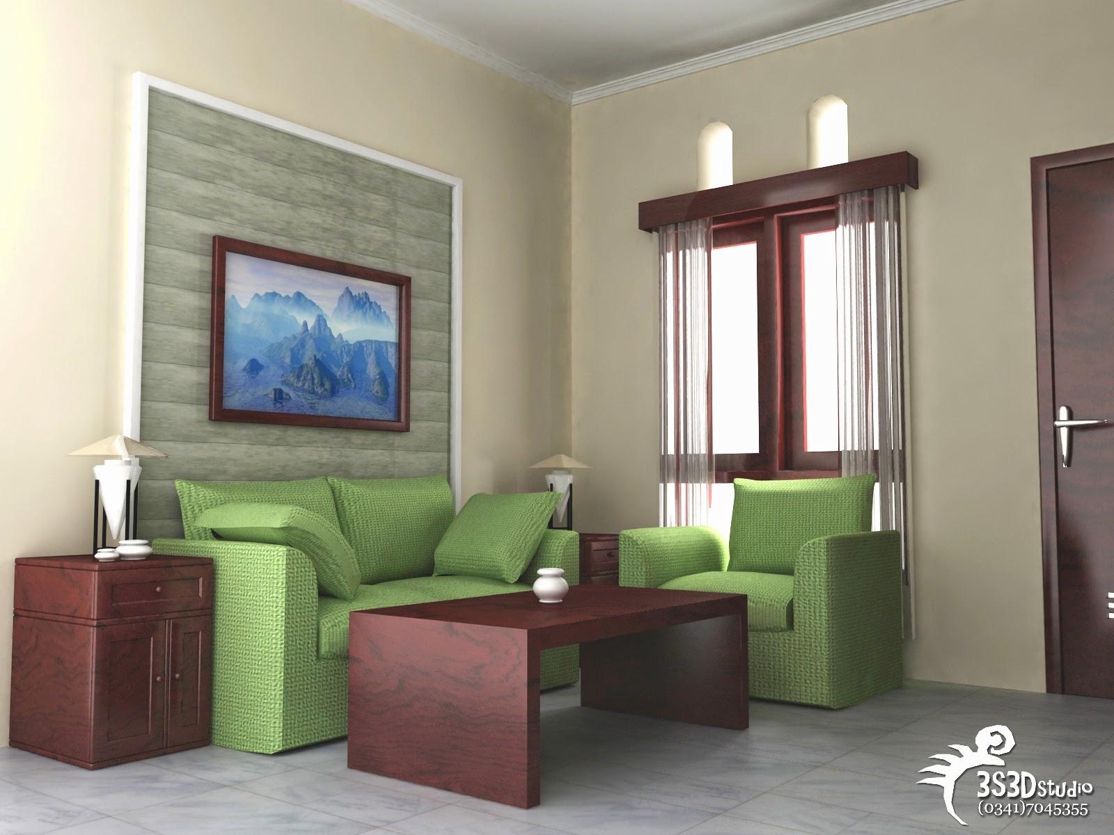 desain properti ruang tamu kecil terbaru 2014 desain