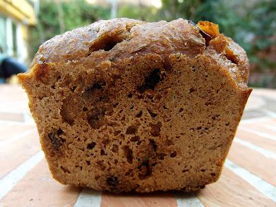 Pumpernickel, pan de centeno 100% con pasas y alcaravea