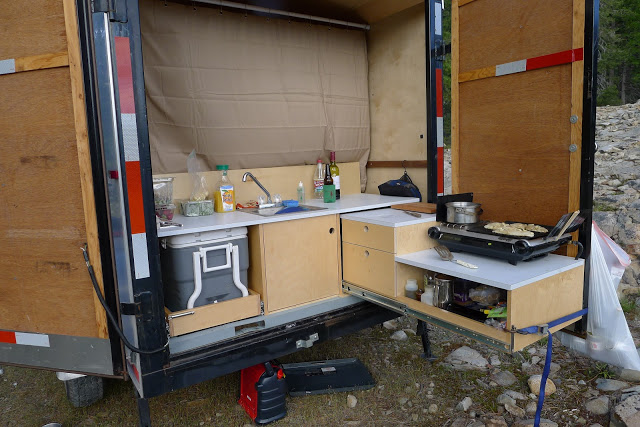 Wonderful 5x10 Utility Trailer Plans With Rear