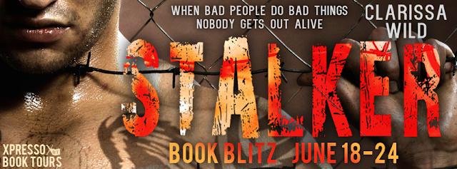 Book Blitz: Stalker by Clarissa Wild