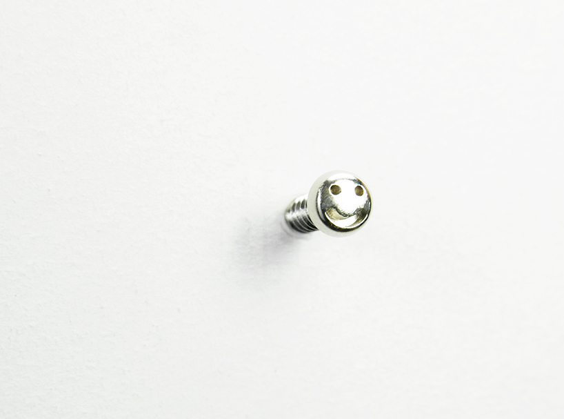 見つけたら笑顔に!日本のネジ会社が作った『screw:)』が素敵!