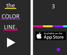 iOS Game of the Week - the Color Line