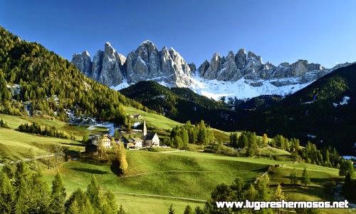 Paisajes encantadores y ciudades increíbles para conocer en Suiza