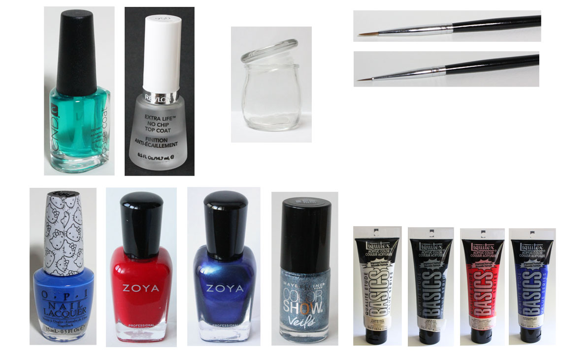 Nail Art Ideas » Tools Used For Nail Art - Pictures of Nail Art ...
