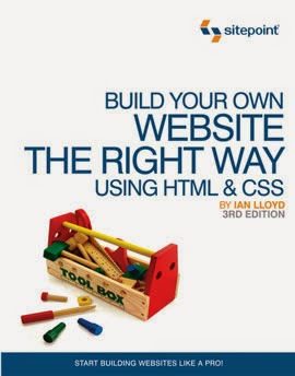 build your own website the right way using html & css 3rd edition