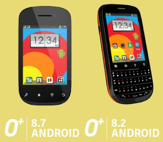 o+ plus phones android price specs