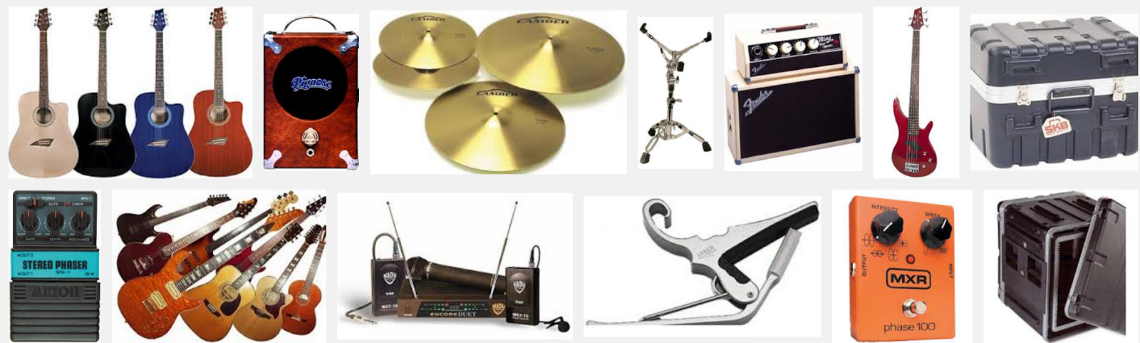 Music Instruments Wholesale Distributors Musical Equipment Drop-Ship