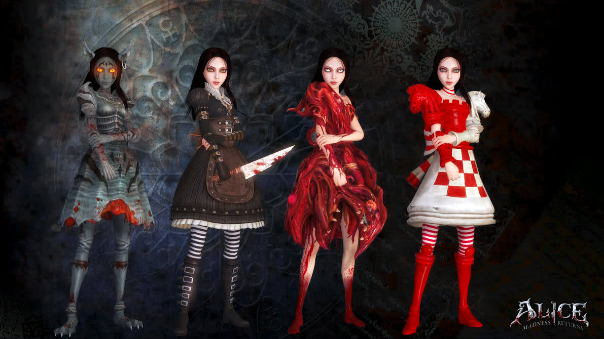 June Effect: Alice: Madness Returns