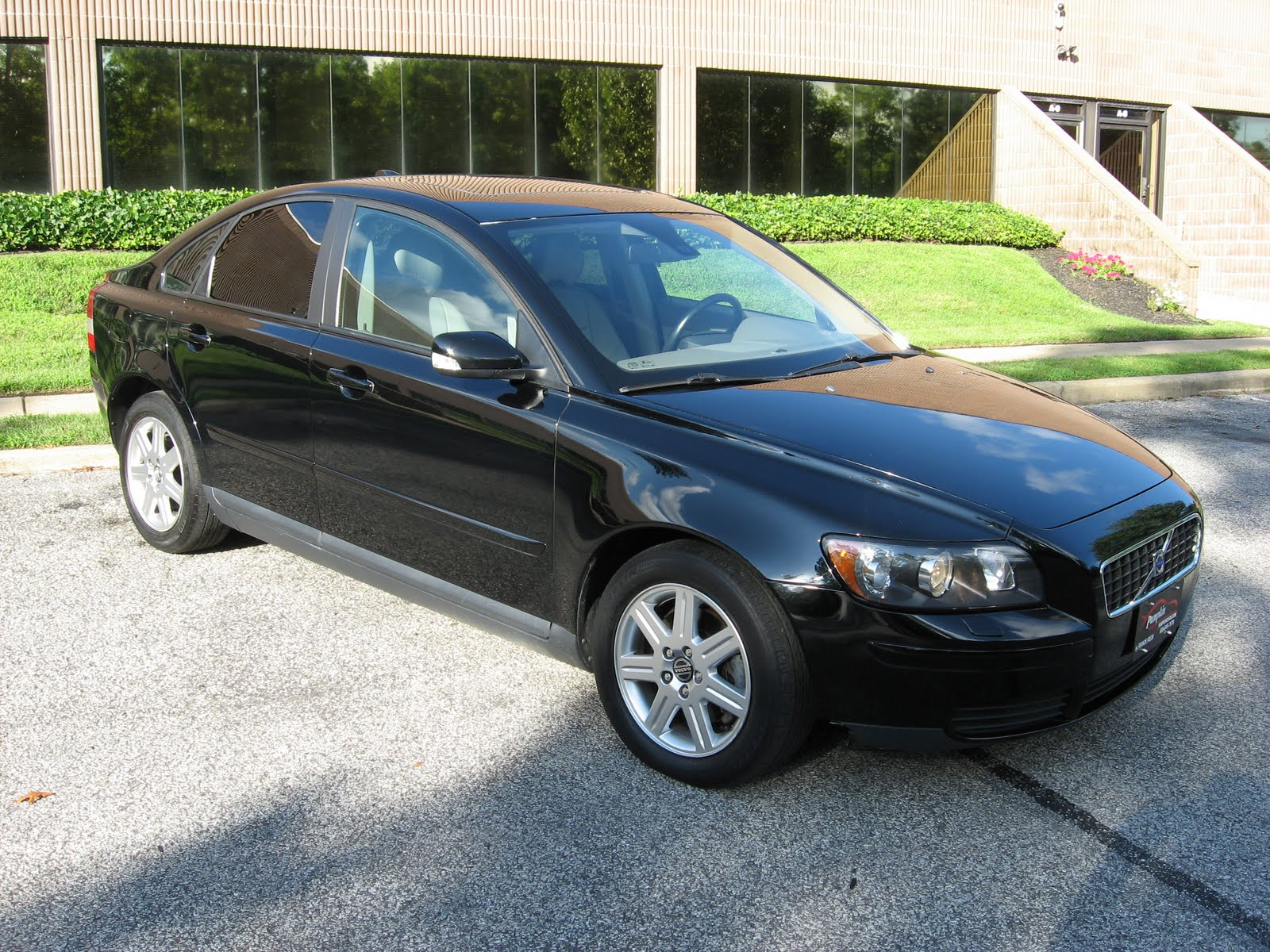 2007 volvo s40 gas mileage