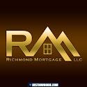 Richmond Mortgage LLC Graphic Logo Design