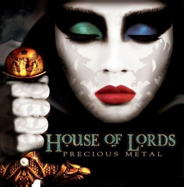 House Of Lords - Precius Metal