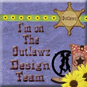 Outlawz DT Badge