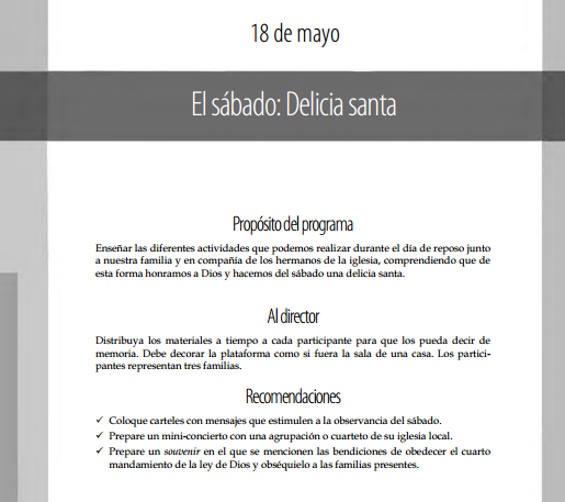 Descargar Escuela Sabatica En Pdf Free Download
