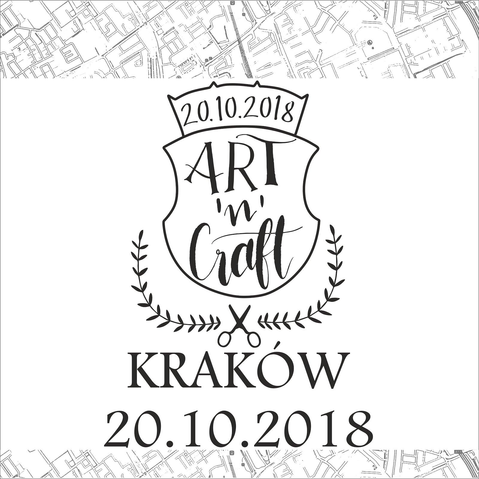 Art'n'Craft Kraków 20.10.2018